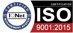 Certifica��o ISO 9001:2008